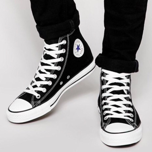98b56cace003a6 Converse Other - Converse All Star Men s Black High Top Sneakers